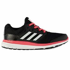 adidas Galaxy 3 Trainers Womens Black/White/Pink Sneakers Sports Shoes Footwear