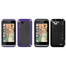 For HTC Rhyme / Bliss TPU Hard Case Skin Phone Cover