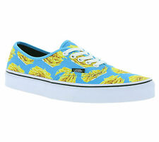 NEW Vans Authentic Shoes Trainers Skate shoes Blue VN0004MKIFB