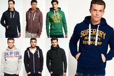 New Mens Superdry Hoodies. Various Styles & Colours
