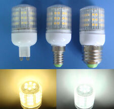 E27/E14/G9 3Watt LED Bulb 48-3528SMD Lamp White/Warm White 110V/220V #TK