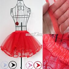 New Petticoat Pettiskirt Tutu Skirt Swing Rockabilly Pinup S0BZ