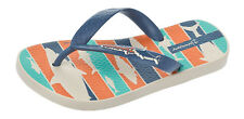 Ipanema Shark Kids Flip Flops / Sandals - Blue - Worldwide Shipping