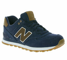 New New Balance 574 Shoes Men's Sneakers Sneakers Blue ML574TXB Trainers