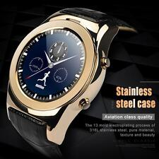 Handy Waterproof Bluetooth Smart Watch SIM GSM Phone Mate For Android iPhone
