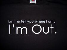 I'm Out Dragons Den Funny T-Shirt