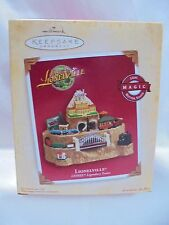 2004 Hallmark Ornament Keepsake Ornament Lionelville Lionel Legacy Trains Magic
