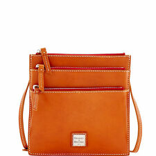 Dooney & Bourke Florentine Nuovo North South Triple Zip