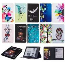 "Folio PU Leather Case Cover Stand For Amazon Kindle 6"" 8th Generation 2016"