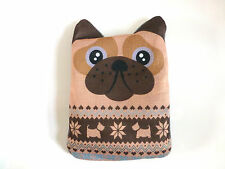 Huggable Lavender Scented Hottie with Knitted Cover - Dog or Cat Design- NEW