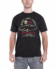 Black Label Society Hell Riding Hot Rod SDMF new Official Mens Black T Shirt