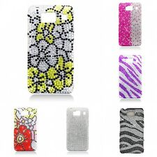 For Motorola Droid Razr HD XT926 Case Bling Luxury Fashion Cute Hard Cover