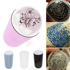 Fashion Nail Art Stamping Stamp Tools Scraping Knife Set Portable Accessories  A