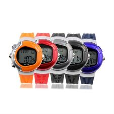 Pulse Heart Rate Monitor Calories Counter Fit Sport Wrist Watch Waterproof HT