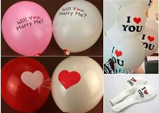 "10PCS 12"" Air & HELIUM QUALITY LATEX BALLOONS CHRISTMAS PARTY WEDDING BIRTHDAY"