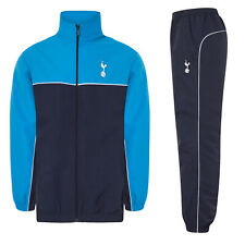 Tottenham Hotspur FC Official Football Gift Mens Jacket & Pants Tracksuit Set
