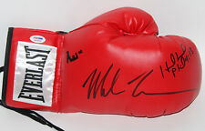 Muhammad Ali, Mike Tyson & Evander Holyfield Signed Boxing Glove PSA/DNA ITP