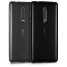 TPU SILICONE CRYSTAL CASE FOR NOKIA 5 SOFT COVER SILICON PROTECTION MOBILE