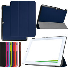 """For 10.1"""" Acer Iconia One 10 B3-A20 Tablet Stand Cover Slim Leather Case Shield"""