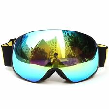 Docooler Adult Snowboard Skate Ski Goggles with Wide Spherical Lens Snow...