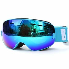 Docooler Children Ski Snowboard Skate Goggles with Wide Spherical Lens...