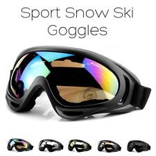 Winter Outdoor Sport Protective Glasses Snowboard Anti Fog Snow Ski Goggles Gift