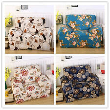 Elastic Print Dust Sofa Stretch 1 2 3 4 Seater Cover Protector Couch Slipcover G