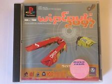 WIPEOUT 2097 1996 One Owner PS1 Playstation game PAL Excellent condition