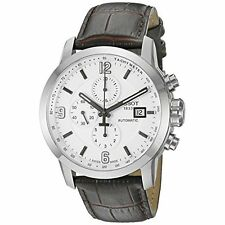 Tissot Swiss Automatic Stainless Leather