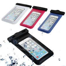 Underwater Waterproof Case Cover Transparent Pouch Dry Bag for iPhone 5/5s/6/6s