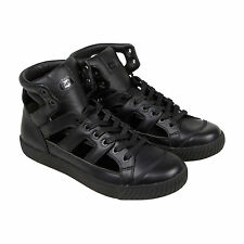 Onitsuka Tiger Ok Glory Gladiator Mens Black Leather High Top Sneakers Shoes