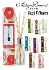 ASHLEIGH & BURWOOD THE SCENTED HOME REED DIFFUSER - BOXED - VARIETY OF SCENTS