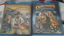 King Solomon's Mines & Allan Quatermain and the Lost City of Gold (Blu-Rays)