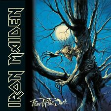 IRON MAIDEN-FEAR OF THE DARK (EN  CD NEW