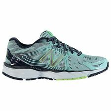 New Balance W680v4 Running Shoes Womens Blue/Blue Trainers Sneakers Sports Shoe