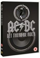 Ac/dc: Let There Be Rock 5051892027939 with Angus Young, DVD  REGION 2, NEW