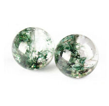 Round Garden Crystal Gemstone Beads Loose Spacer Bead Jewelry Makings 5 Sizes