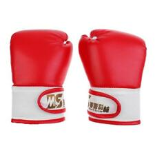 Kids Boxing Gloves Kickboxing Boxing Fighting Gloves Muay Thai Gloves Mitts