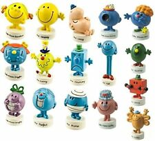 BESWICK MR MEN AND LITTLE MISS FIGURINES NEW AND BOXED. 16 CHARACTERS AVAILABLE