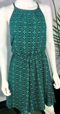 Banana Republic Womens NEW Petite Fit & Flare Dress NEW Silky Lined NWT-MSRP-$79