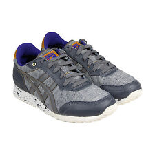Onitsuka Tiger Colorado Eighty Five Mens Gray Textile Lace Up Sneakers Shoes