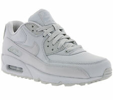 NEW NIKE Air Max 90 Essential Shoes Trainers Gray 537384 068