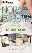Bride (Nora Roberts): Nora Roberts Bride CD Collection : Vision in White - Bed