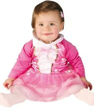 Baby Girls Pink Princess Halloween Christmas Fancy Dress Costume Outfit 6-24 mth