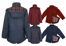 Ladies Champion Country Estate Kirby Waterproof Lightweight Lined Jacket