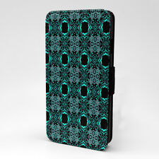 Vintage Print Design Pattern Flip Case Cover For Sony Xperia - P292