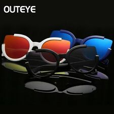 Vintage Men Women Cat Eye Round Shades Sunglasses Fashion Eyewear Retro Glasses