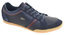 Lacoste Mens Shoes Sneakers Rayford SRM Dark Blue Size 13