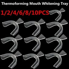 Transparent Thermoforming Mouth Whitening Trays Dental Teeth Dental Equipment HT