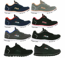 NEW FILA Comet Run Low Shoes Running Shoes Sneakers 4010285 & 4010249 Sports